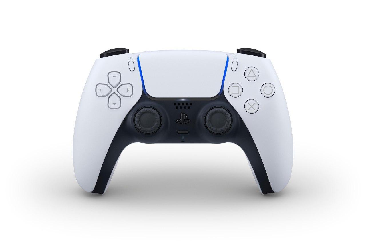 DualSense геймпад PlayStation 5