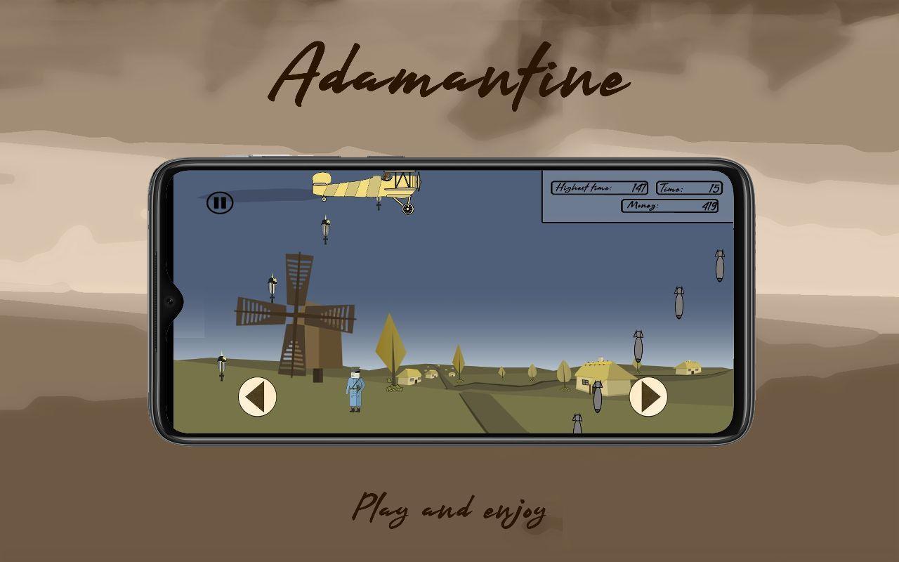Adamantine гра Geek Informator1