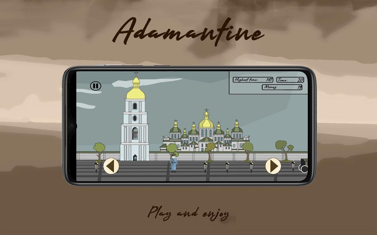 Adamantine гра Geek Informator2