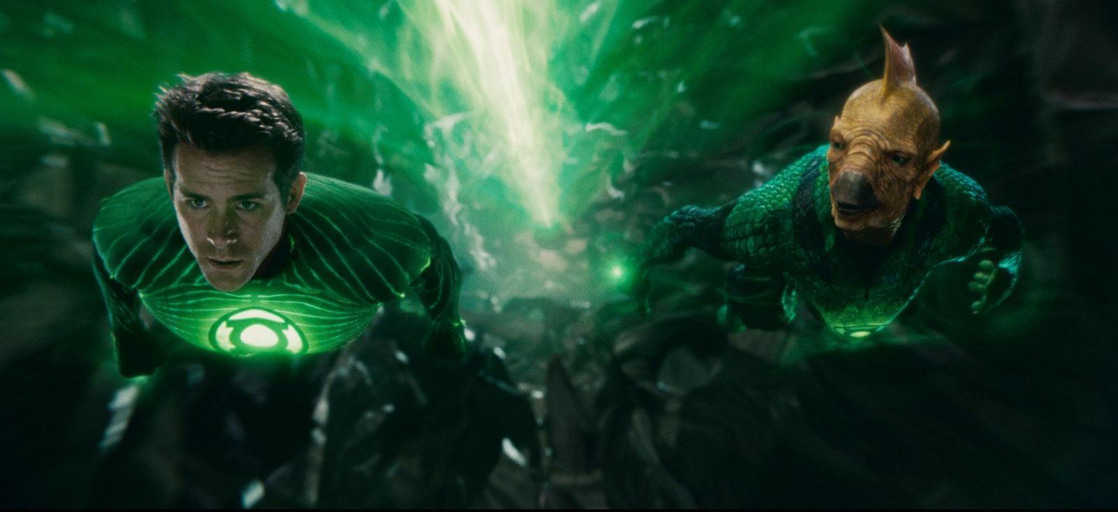 Зелений ліхтар