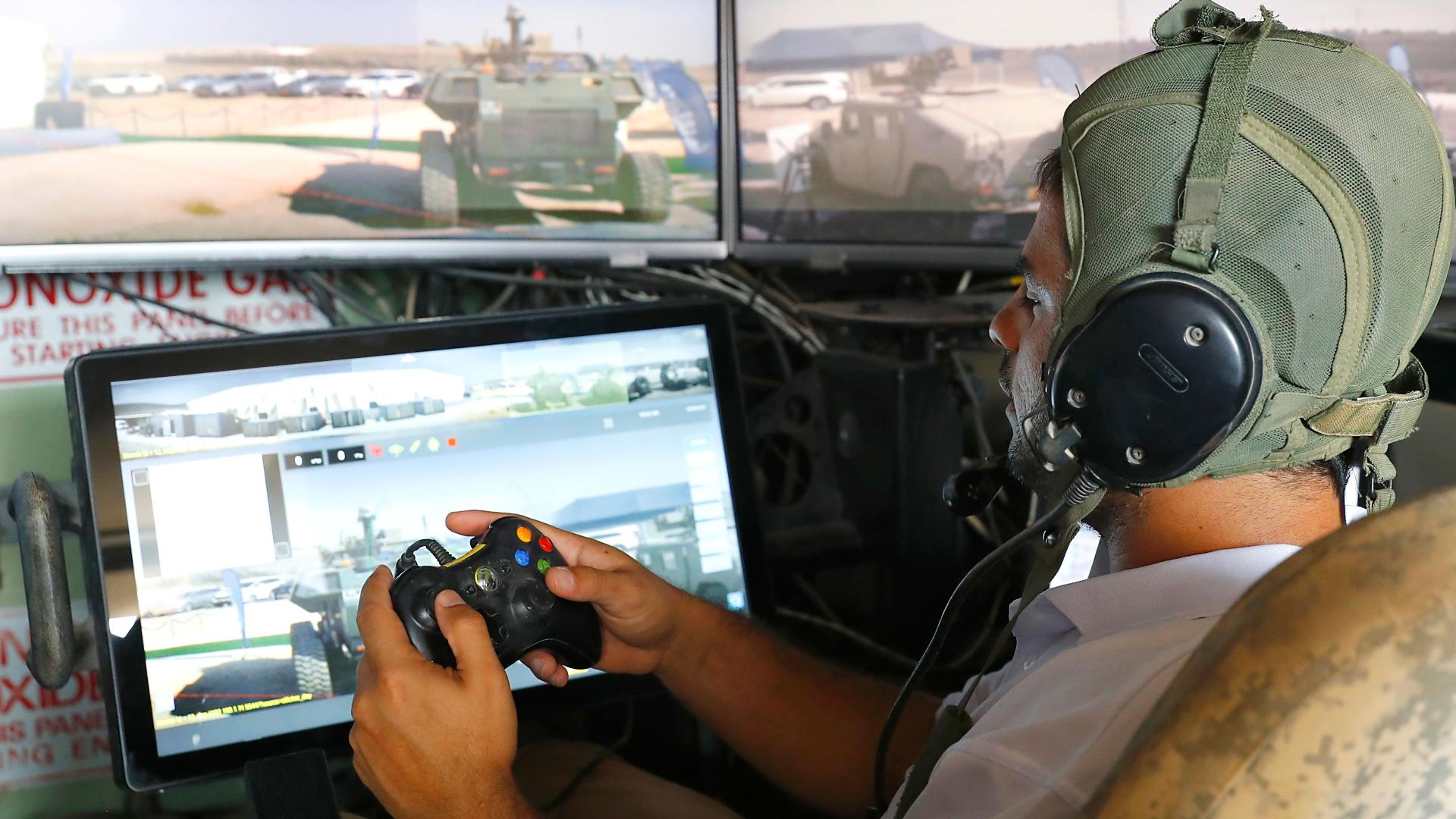 Xbox Tank Controller