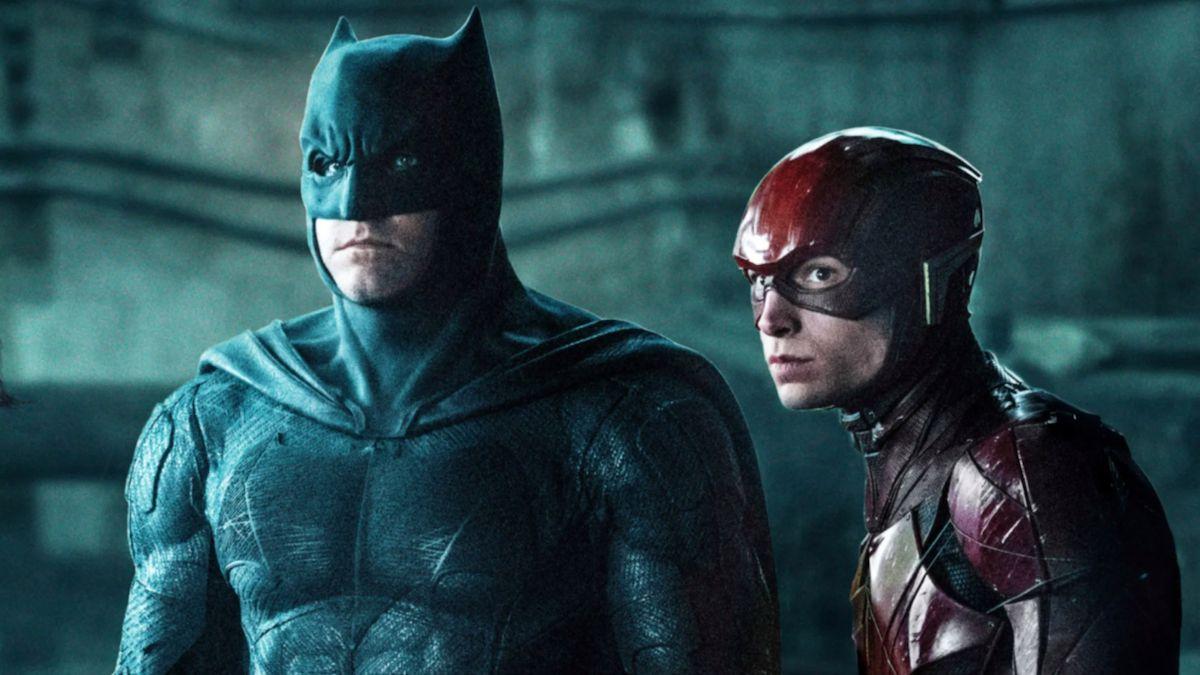 Бетмен і Флеш