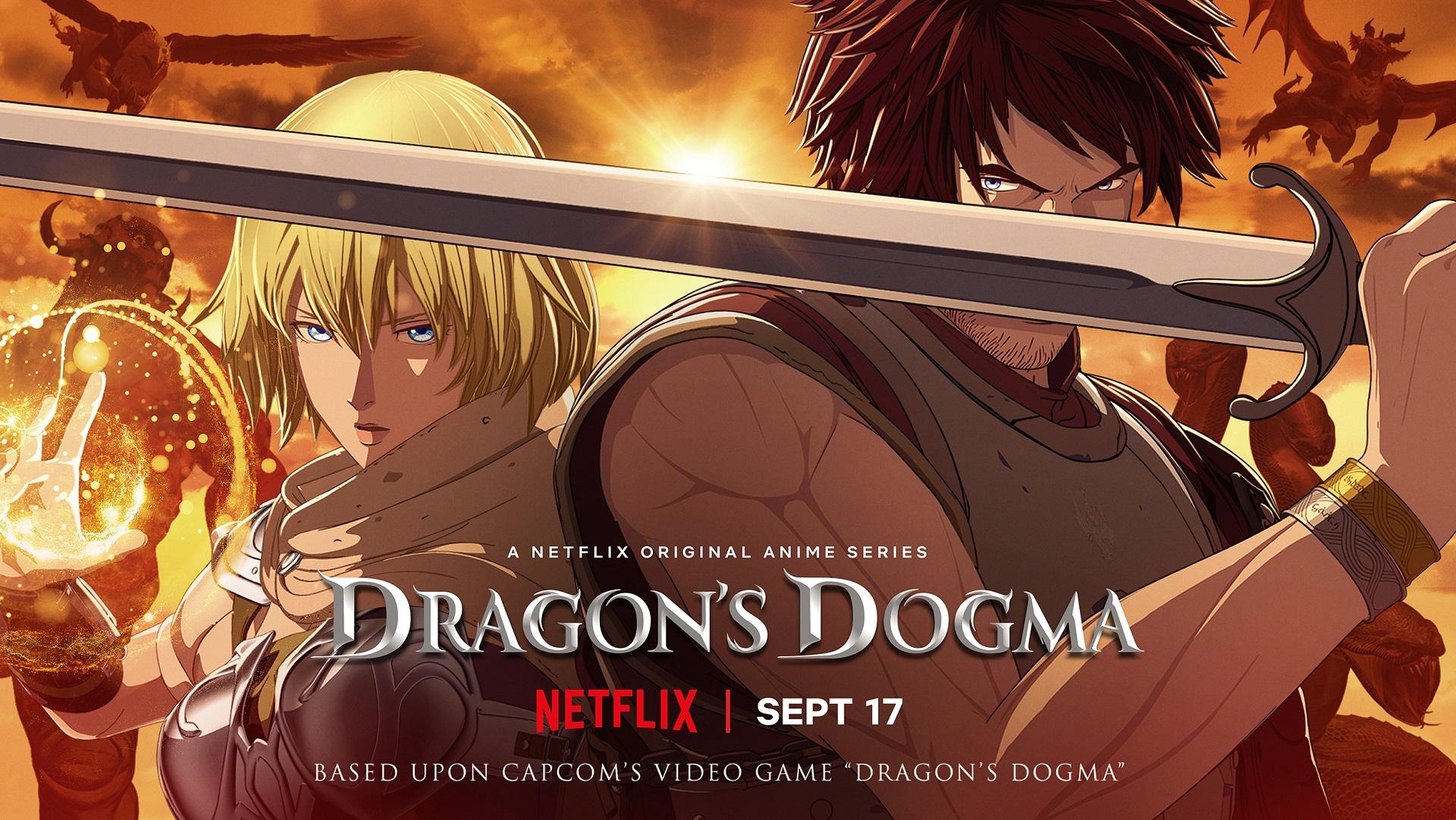 dragons dogma anime