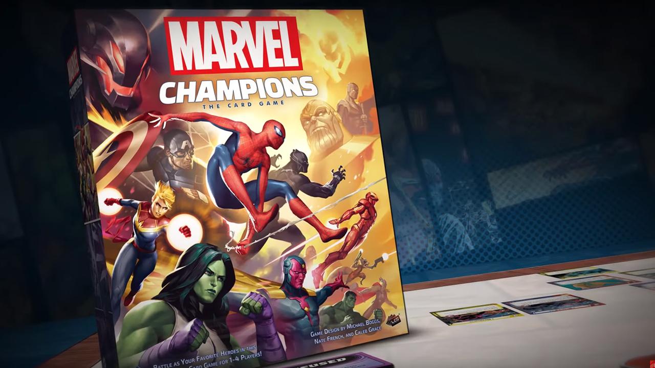 Настільна гра Marvel Champions5