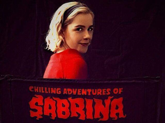 Моторошні пригоди Сабріни