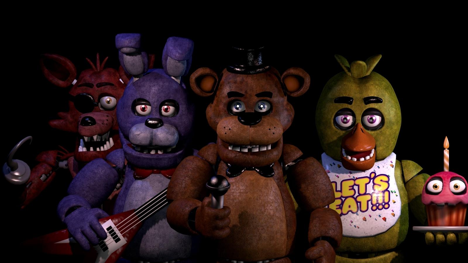 Five Night At Freddy