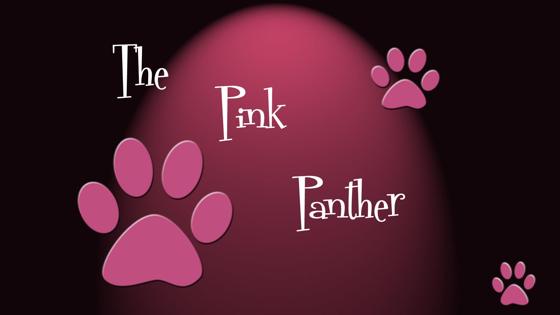 Рожева пантера