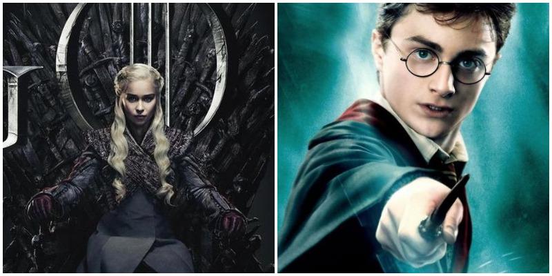Гаррі Поттер та Гра престолів