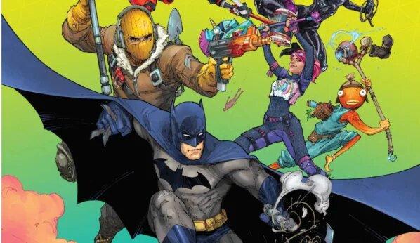 Batman and Fortnite