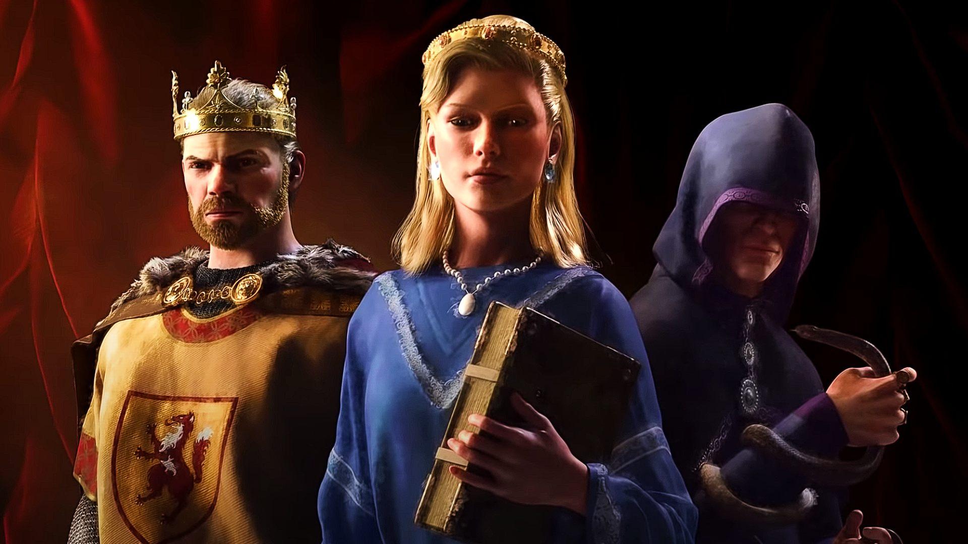 Crusader King 3